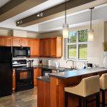 Corner Suite Kitchen