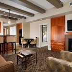 Fairways Suite Living Room