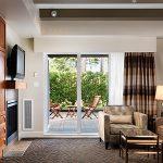 Fairways Suite Living Room