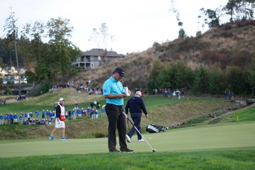 2016 Pacific Links Bear Mountain Championship Playoff